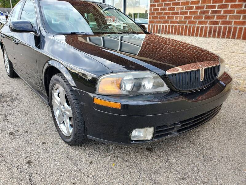2002 Lincoln LS for sale at Boardman Auto Exchange in Youngstown OH