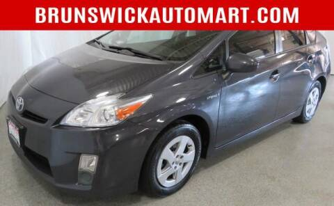 2011 Toyota Prius for sale at Brunswick Auto Mart in Brunswick OH
