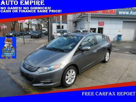 2010 Honda Insight for sale at Auto Empire in Brooklyn NY