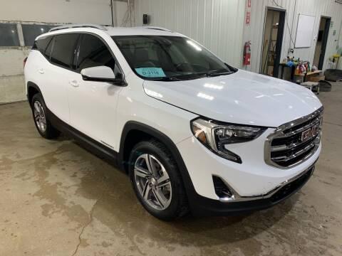 2018 GMC Terrain for sale at Premier Auto in Sioux Falls SD