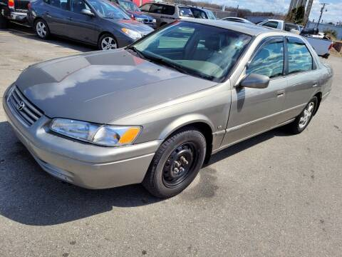 1997 Toyota Camry for sale at JG Motors in Worcester MA