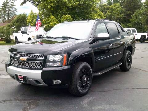 2008 Chevrolet Avalanche for sale at Stoltz Motors in Troy OH