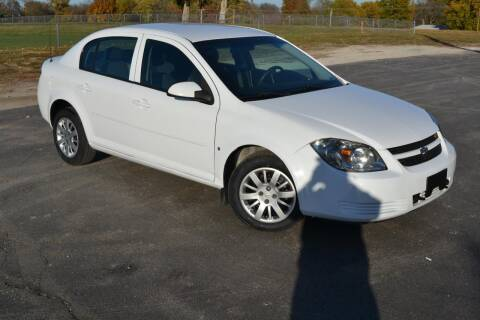 2009 Chevrolet Cobalt for sale at GLADSTONE AUTO SALES    GUARANTEED CREDIT APPROVAL in Gladstone MO