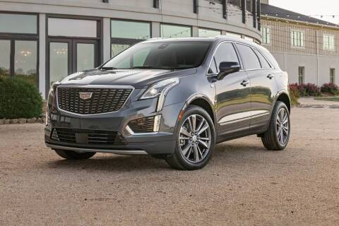 2021 Cadillac XT5 for sale at XS Leasing in Brooklyn NY