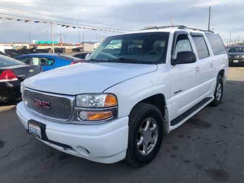 2002 GMC Yukon XL for sale at TTT Auto Sales in Spokane WA