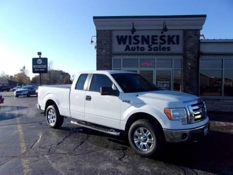 2009 Ford F-150 for sale at Wisneski Auto Sales, Inc. in Green Bay WI