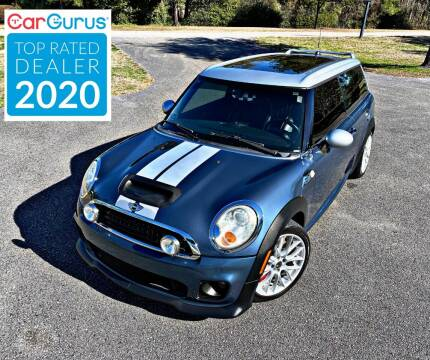 2009 MINI Cooper Clubman for sale at Brothers Auto Sales of Conway in Conway SC