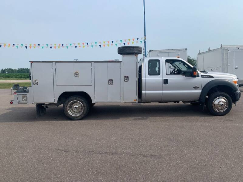 2015 Ford F-550 Super Duty for sale at TJ's Auto in Wisconsin Rapids WI
