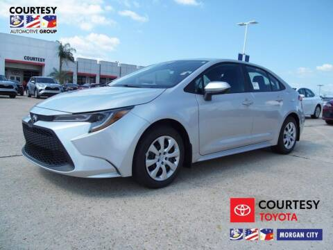 2021 Toyota Corolla for sale at Courtesy Toyota & Ford in Morgan City LA