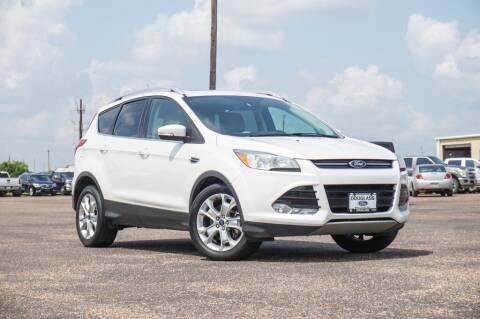 2015 Ford Escape for sale at Douglass Automotive Group - Douglas Ford in Clifton TX