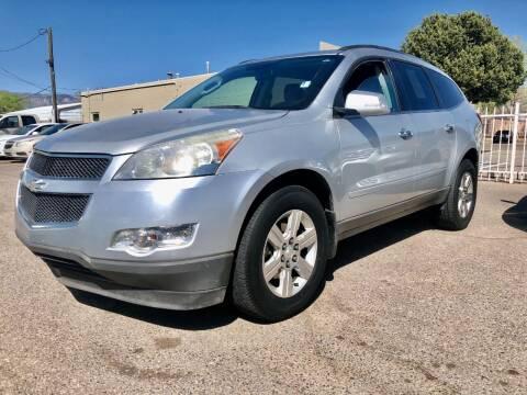 2011 Chevrolet Traverse for sale at Top Gun Auto Sales, LLC in Albuquerque NM