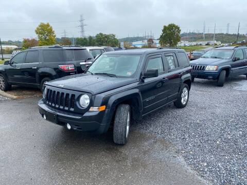 2015 Jeep Patriot for sale at Bailey's Auto Sales in Cloverdale VA
