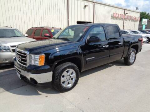2012 GMC Sierra 1500 for sale at De Anda Auto Sales in Storm Lake IA