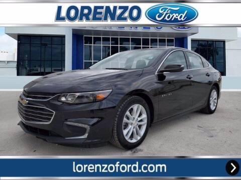 2016 Chevrolet Malibu for sale at Lorenzo Ford in Homestead FL