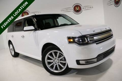 2019 Ford Flex for sale at Unlimited Motors in Fishers IN