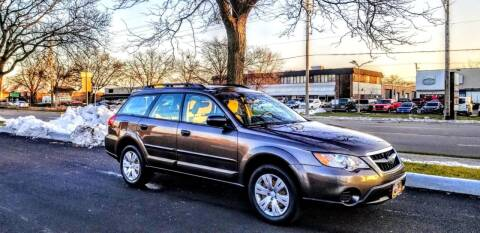 2009 Subaru Outback for sale at Schaumburg Auto Group in Schaumburg IL