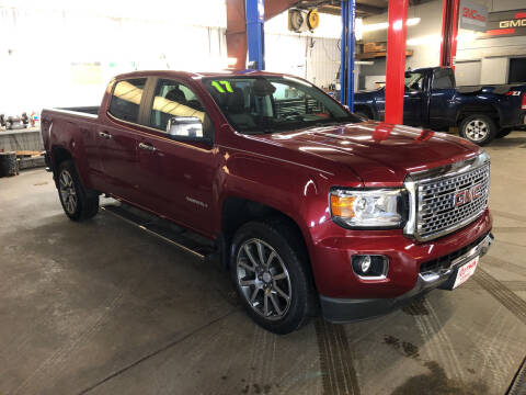 2017 GMC Canyon for sale at ROTMAN MOTOR CO in Maquoketa IA