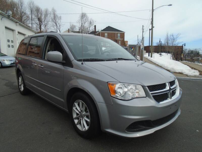 2013 Dodge Grand Caravan for sale at Broadway Auto Services in New Britain CT