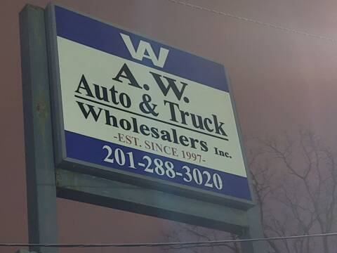 2015 Mercedes-Benz M-Class for sale at AW Auto & Truck Wholesalers  Inc. in Hasbrouck Heights NJ