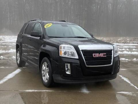 2015 GMC Terrain for sale at Betten Baker Preowned Center in Twin Lake MI