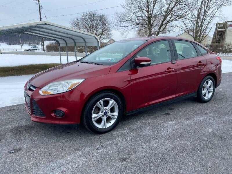 2013 Ford Focus for sale at Finish Line Auto Sales in Thomasville PA