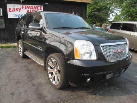 2011 GMC Yukon for sale at EZ Finance Auto in Calumet City IL