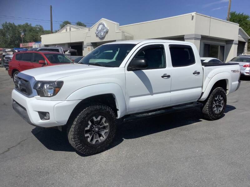 2013 Toyota Tacoma for sale at Beutler Auto Sales in Clearfield UT