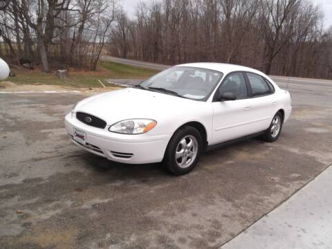 2005 Ford Taurus for sale at Clucker's Auto in Westby WI
