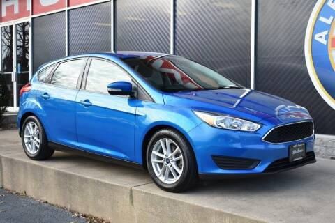 2015 Ford Focus for sale at Alfa Romeo & Fiat of Strongsville in Strongsville OH