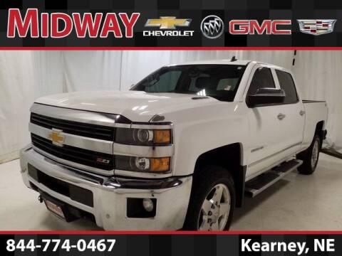2015 Chevrolet Silverado 2500HD for sale at Midway Auto Outlet in Kearney NE
