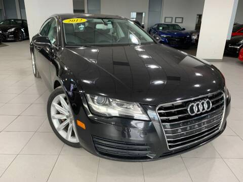 2012 Audi A7 for sale at Auto Mall of Springfield in Springfield IL