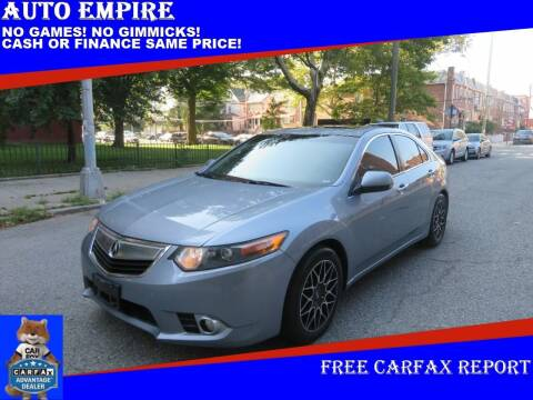 2012 Acura TSX for sale at Auto Empire in Brooklyn NY