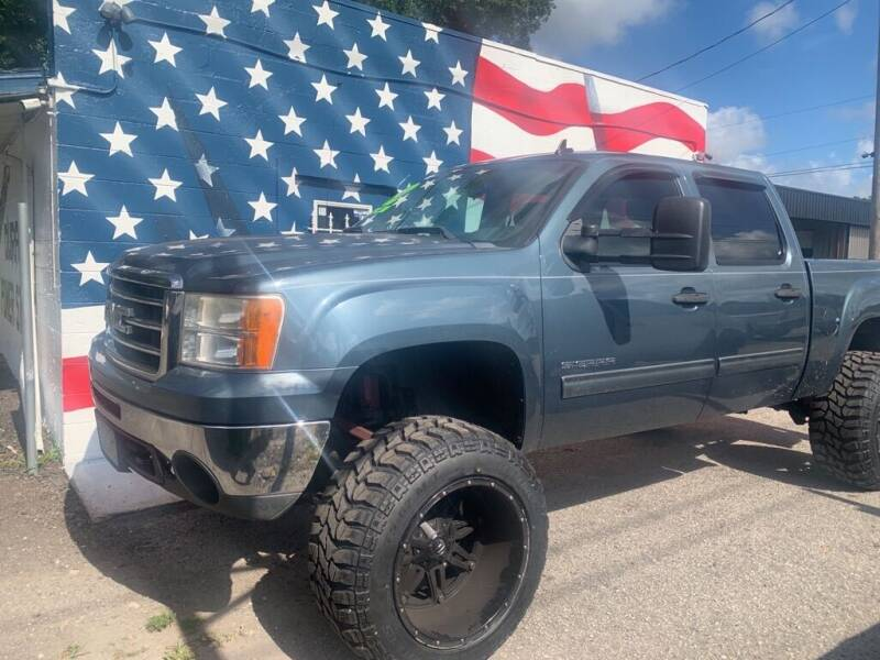 2012 GMC Sierra 1500 for sale at The Truck Lot LLC in Lakeland FL