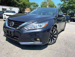 2018 Nissan Altima for sale at Rockland Automall - Rockland Motors in West Nyack NY