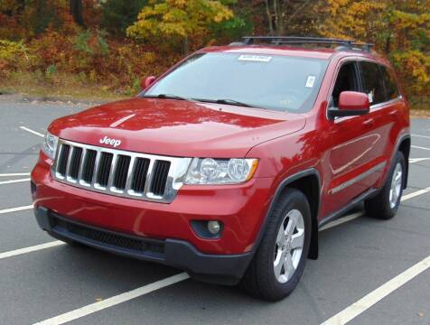 2011 Jeep Grand Cherokee for sale at LA Motors in Waterbury CT
