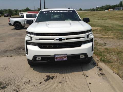 2021 Chevrolet Silverado 1500 for sale at Melton Chevrolet in Belleville KS