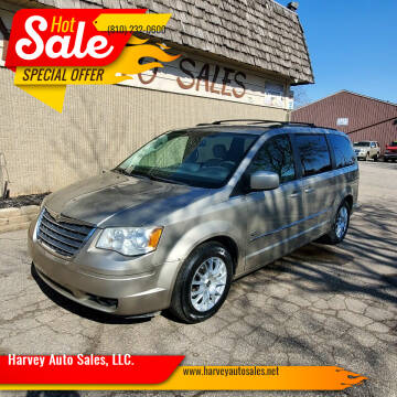 2009 Chrysler Town and Country for sale at Harvey Auto Sales, LLC. in Flint MI