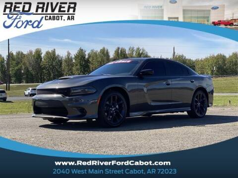 2021 Dodge Charger for sale at RED RIVER DODGE - Red River of Cabot in Cabot, AR