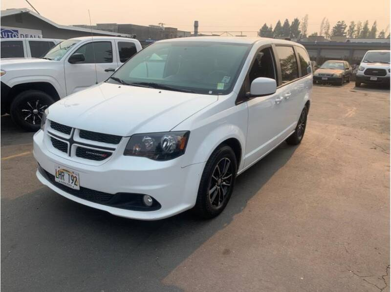 2018 Dodge Grand Caravan for sale at AutoDeals in Daly City CA