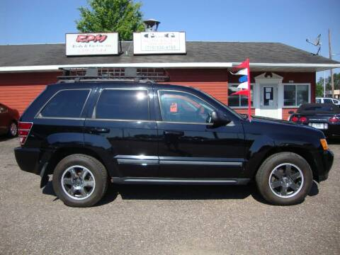 2008 Jeep Grand Cherokee for sale at G and G AUTO SALES in Merrill WI