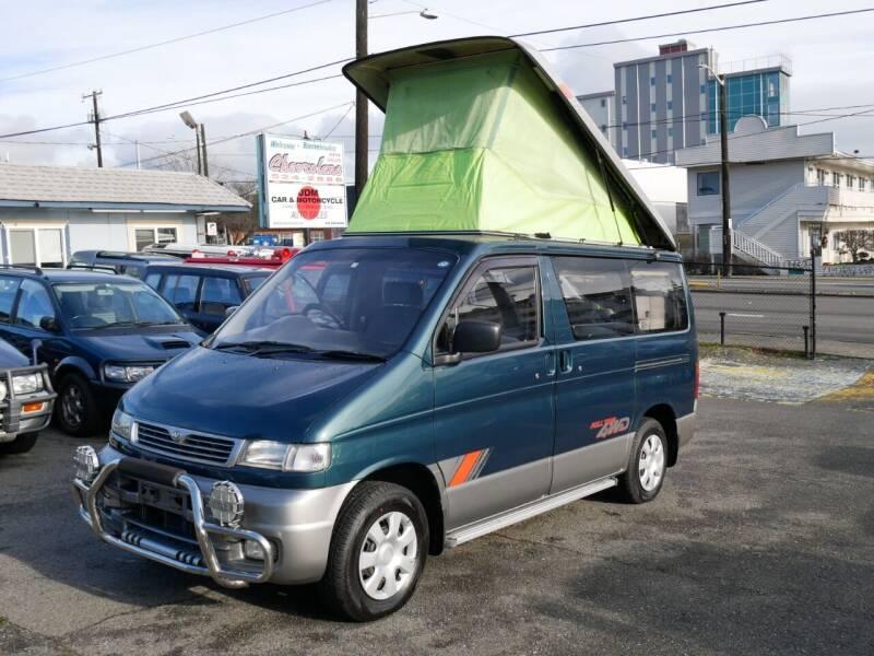 1995 Mazda Bongo Friendee Auto Free Top for sale at JDM Car & Motorcycle LLC in Seattle WA