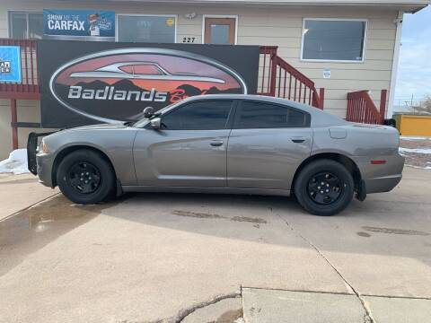 2012 Dodge Charger for sale at Badlands Brokers in Rapid City SD