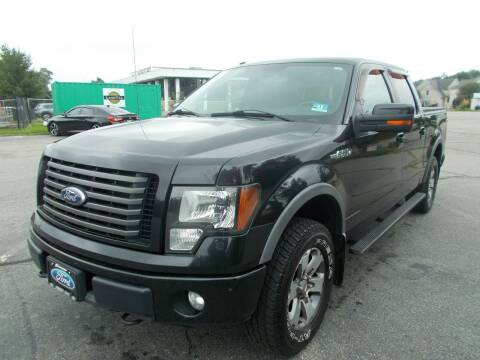 2011 Ford F-150 for sale at Mercury Auto Sales in Woodland Park NJ
