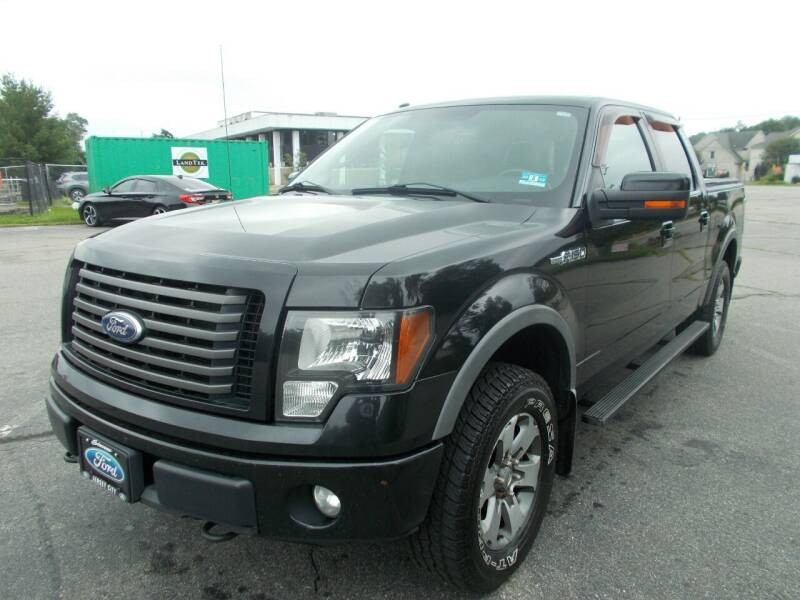 2011 Ford F-150 for sale in Woodland Park, NJ
