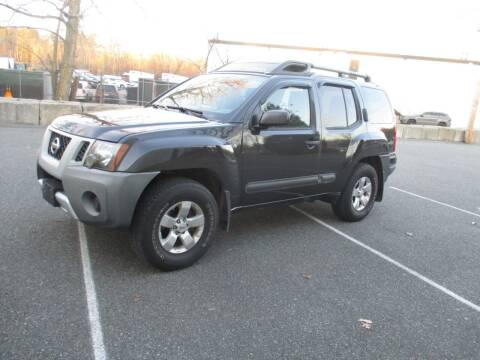 2013 Nissan Xterra for sale at Route 16 Auto Brokers in Woburn MA