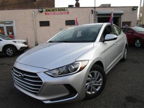 2018 Hyundai Elantra for sale at Dina Auto Sales in Paterson NJ