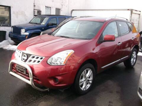 2012 Nissan Rogue for sale at Topchev Auto Sales in Elizabeth NJ