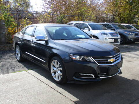 2014 Chevrolet Impala for sale at SOUTHFIELD QUALITY CARS in Detroit MI