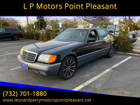 1993 Mercedes-Benz 500-Class for sale at L P Motors Point Pleasant in Point Pleasant NJ