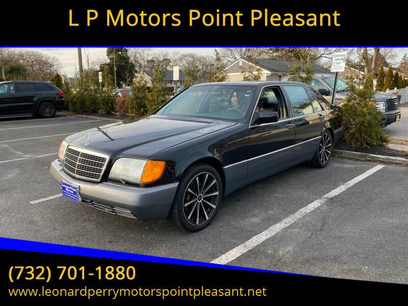 1993 Mercedes-Benz 500-Class for sale at L P Motors Point Pleasant in Point Pleasant NJ